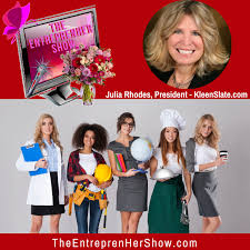 Podcast Interview with Julie Rhodes of Kleen Slate | Inventing Women  Magazine