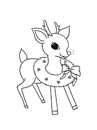 Cut this out and count how with a few strokes of white paint, kids can transform an old family photograph into a lovely winter. 7 Reindeer Coloring Pages To Get Your Kids Excited About Santa Rsquo S Visit Parents