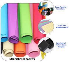 Black Colour Chart Paper Mg Kraft Paper Manufacturer In Meerut Uttar Pradesh India By