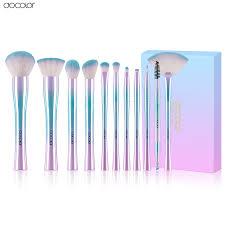 11pcs makeup brush set