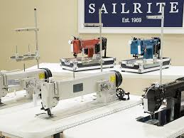 Sail Right Sewing Machine