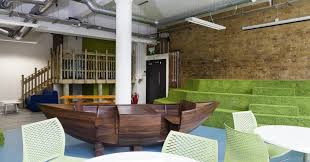 amazing office interiors. Recycle Week 2015: Three Amazing Office Interiors That Use Recycled Furnishings B