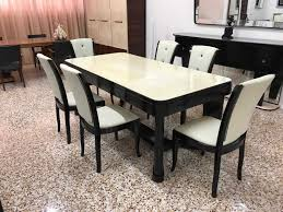 italian lacquer dining room furniture. Outstanding Italian Lacquer Dining Room Furniture Collection With