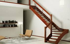 chair for stairs. Image Of: Modern Stair Railing Ideas Chair For Stairs