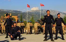 Jandarma 180'inci kuruluş yılını kutladı - Devrim Gazetesi