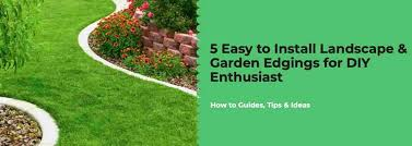 garden edging guide tips ideas