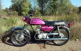 1971 yamaha rd 200 motorcycles