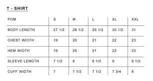 Bait Size Chart Size Guide Clot Bait