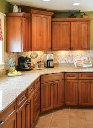Pale Green Walls And Under Cabinet Lighting Add Character To This Kitchen  Design. | Kitchens | Pinterest | Oak Kitchen Cabinets, Kitchens And Google  Search