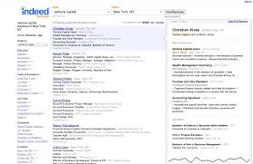 Indeed Resume How To Post Resume On Indeed Make Resume Assistant