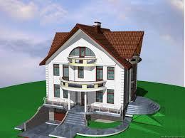 Курсовые и Дипломные проекты Коттеджей Архив проектов домов  Дипломный проект Жилой дом