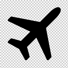 Airplane Size Chart Airplane Font Awesome Plane Size Chart Png Clipart Free