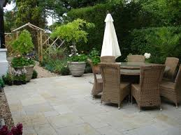 Small Picture Garden patio ideas for designing your garden Pickndecorcom