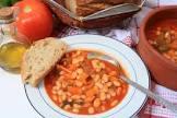 ancient bean soup    fasolada