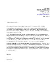 University Of San Diego Letter Of Recommendation - Fast.lunchrock.co
