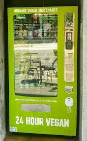 Vegan Vending Machine Melbourne Enchanting 48 Hour Vegan Vending Machine Melbourne Other HappyCow