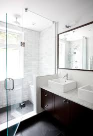transitional bathroom ideas. Transitional Bathroom Ideas With Subway Tiles Double Vanity T