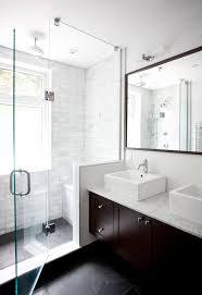 transitional bathroom ideas. Transitional Bathroom Ideas With Subway Tiles Double Vanity O
