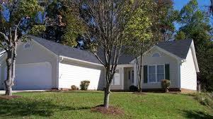 One Story Ranch Home In Pleasant Ridge Greensboro Nc