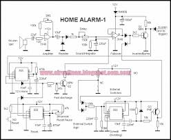 build a simple home alarm circuit using ics wiring file archive simple home alarm circuit diagram