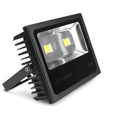 outdoor flood lights super bright led flood light outdoor lfl16 80w 100w black aluminum emergency lighting