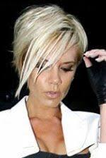 účesy Vlasy A Image Svět účesů Victoria Beckham Nový účes