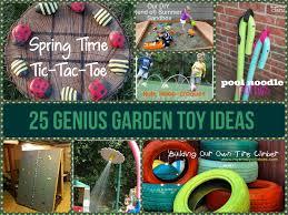 25 genius garden toy ideas jpg