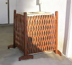 Lattice Air Conditioner Screen 115 Best Air Conditioning Images On Pinterest Ac Air