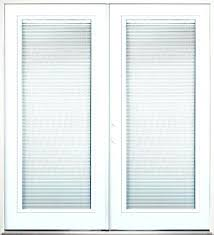 blinds between glass door inserts exterior door with blinds between glass awesome french door with blinds