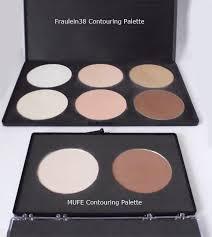 mufe v fraulein38 contouring palette