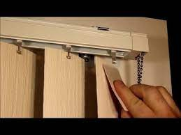 remove and replace vertical blind vanes