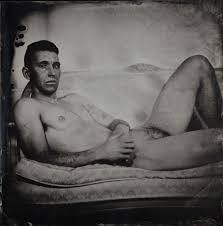 Queering Contemporary Portraiture with 19th Century Photo Techniques