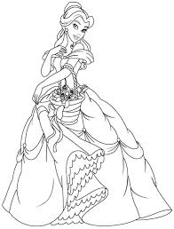 La Sirenetta Ariel Disegni Da Colorare Principessa Disney Avec