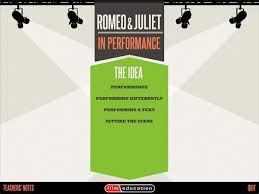 Shakespeare In Performance Romeo And Juliet BAFTA Nominated Fascinating Romeo And Juliet Best Images Download