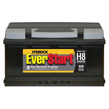 everstart maxx lead acid automotive battery, group size h8 everstart battery charger owner's manual at Everstart Battery Charger Wiring Diagram