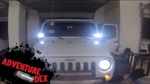 wiring led lights for jeep wiring diagram autovehicle wiring led lights jeep wrangler wiring diagram todayjeep wrangler windshield led u0027s by auxbeam installation