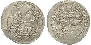 NumisBids: Aurea Numismatika Praha Auction 61, Lot 1066 : Těšín, Adam Wenzel,  1579 - 1617 3 Krejcar 1605, Sa.31, Kop.5590,...