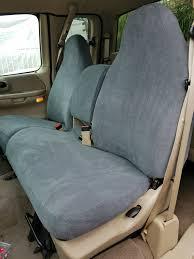 original equipment material seat covers
