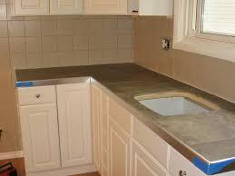 ceramic tile countertop