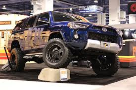 The Fifth-Gen Toyota 4Runner Built For Action At SEMA 2014 - Off ...