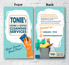 advertising a cleaning business cleaning business advertisement business card 2x3 flyer