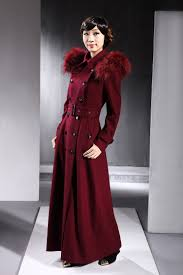 genuine l wool collared long maxi trench outerwear coat s m l xl 2xl 5