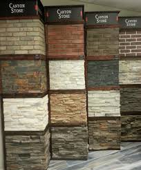 We Now Carry Canyon Stone Available In Various Lightweight - Exterior stone cladding panels