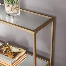 narrow sofa table. Jai Glam Narrow Console Table Sofa S