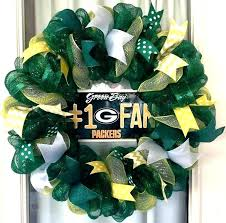green bay packers decor home