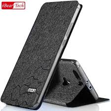 huawei honor note 8. huawei honor note 8 case leather flip note8 cover luxury mofi original edi-