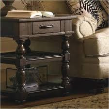 paula deen home end table end table universal furniture drawer end table molasses paula deen home