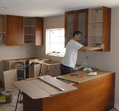 Image Of: IKEA Kitchen Cabinets Installation Gallery