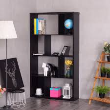 home office bookshelf. Giantex Modern Bookshelf Studio Display Stand Home Office Multipurpose Study Bookcase Living Room Storage Rack HW54811-in Bookcases From Furniture K