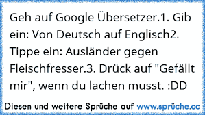 1google übersetzer öfnen2 Deutsch Englisch Einstellen3